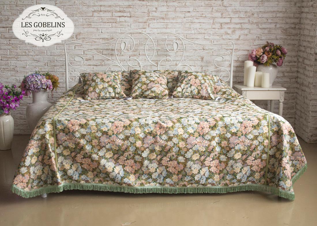 Покрывало Les Gobelins Покрывало на кровать Nectar De La Fleur (240х260 см) покрывало karna покрывало evony цвет пудра 240х260 см