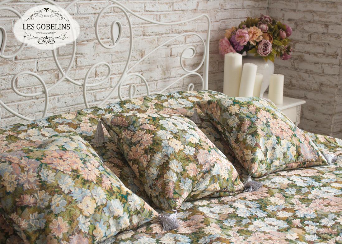 Декоративные подушки Les Gobelins Декоративная наволочка Nectar De La Fleur (35х35) купить samsung s5230 la fleur red