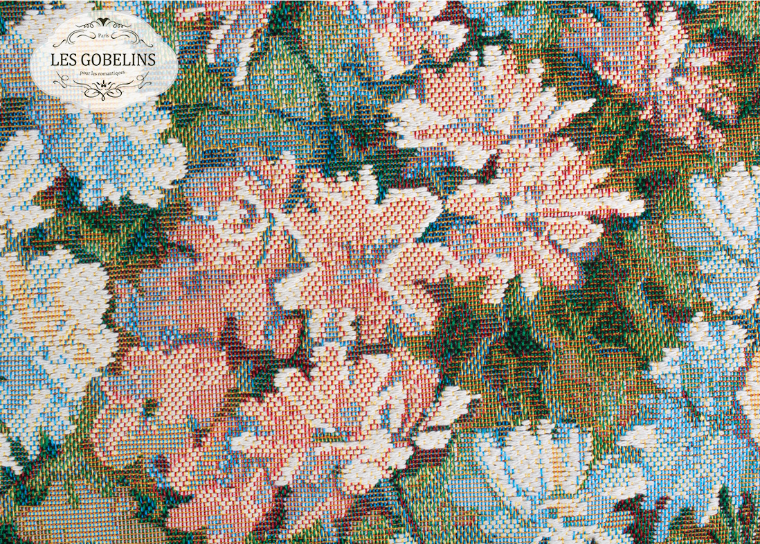 Покрывало Les Gobelins Накидка на диван Nectar De La Fleur (160х220 см) les gobelins les gobelins накидка на диван nectar de la fleur 170х190 см