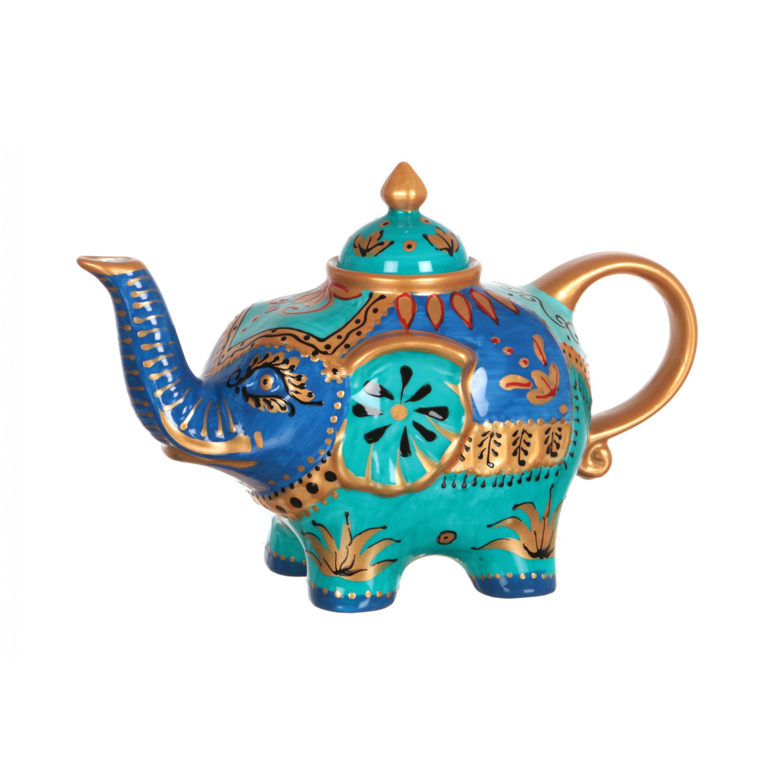 {} Lefard Заварочный чайник Слон (800 мл) чайник заварочный santoro london the hatter цвет белый черный 800 мл
