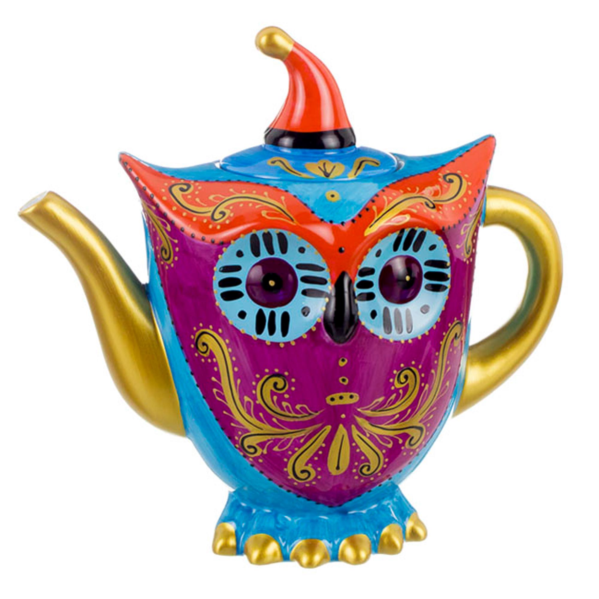 {} Lefard Заварочный чайник Сова (1200 мл) заварочный чайник lilac wg74