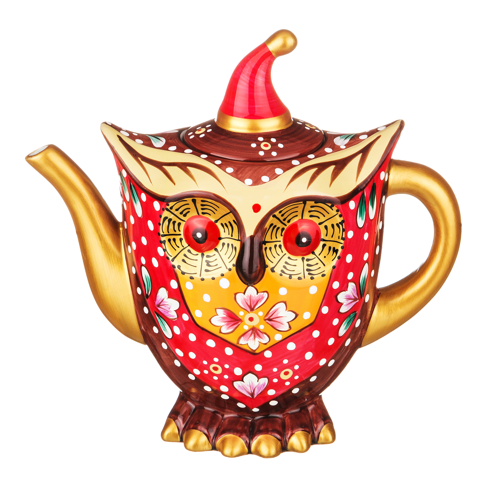 {} Lefard Заварочный чайник Сова (1200 мл) чайник заварочный lefard сура аятуль курси 86 1777