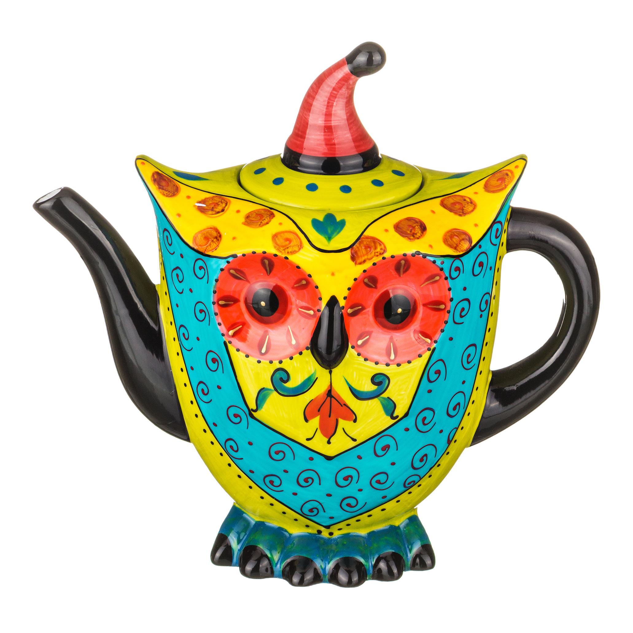 {} Lefard Заварочный чайник Совенок (1200 мл) заварочный чайник lilac wg74