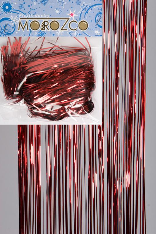 {}  Дождик  Цвет: Красный (200 см)