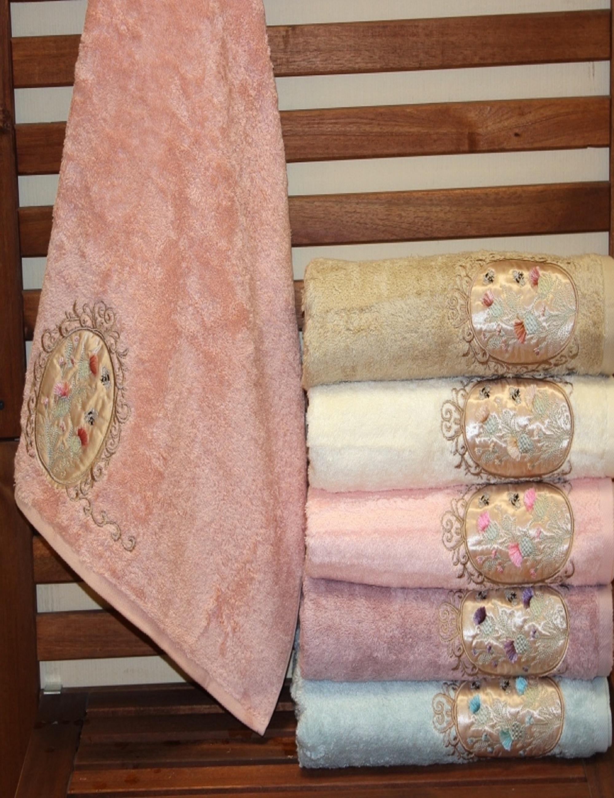 Полотенца Sikel Полотенце Tanem (50х90 см - 6 шт) sikel набор из 2 полотенец nazande цвет коричневый