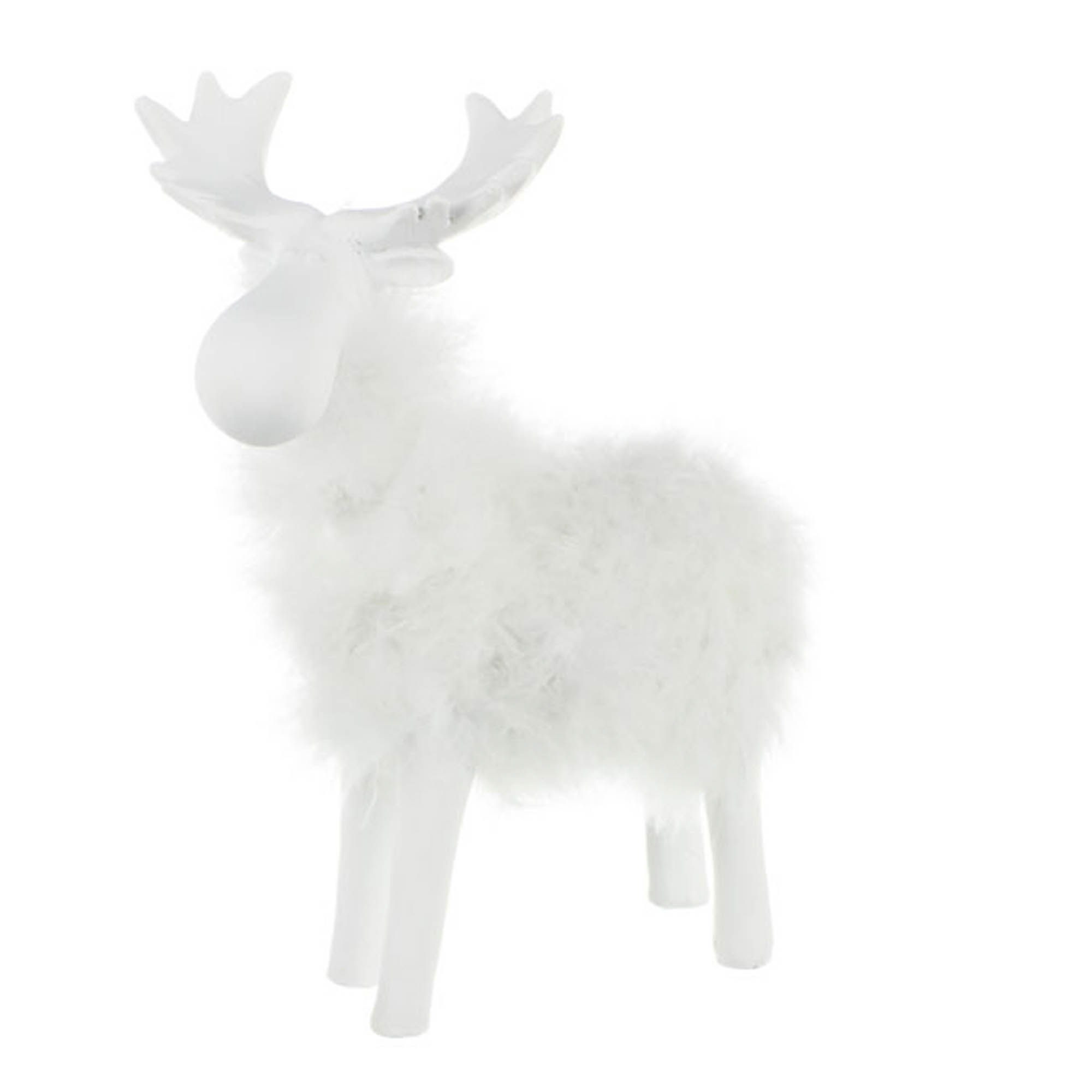 {} Lefard Интерьерная игрушка Лось (10х16х24 см) lefard интерьерная игрушка jan 5х6х13 см