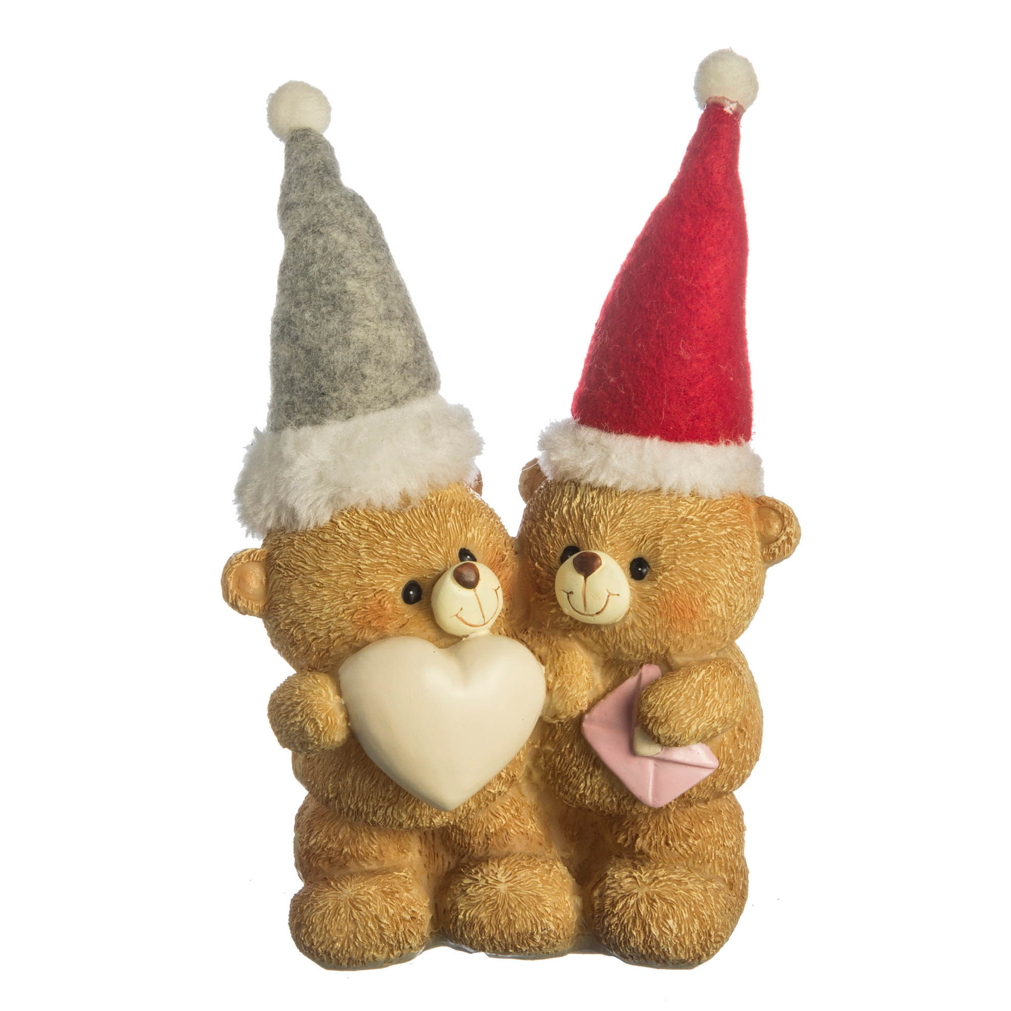 {} Lefard Интерьерная игрушка Медвежата (7х11х12 см) lefard интерьерная игрушка jan 5х6х13 см