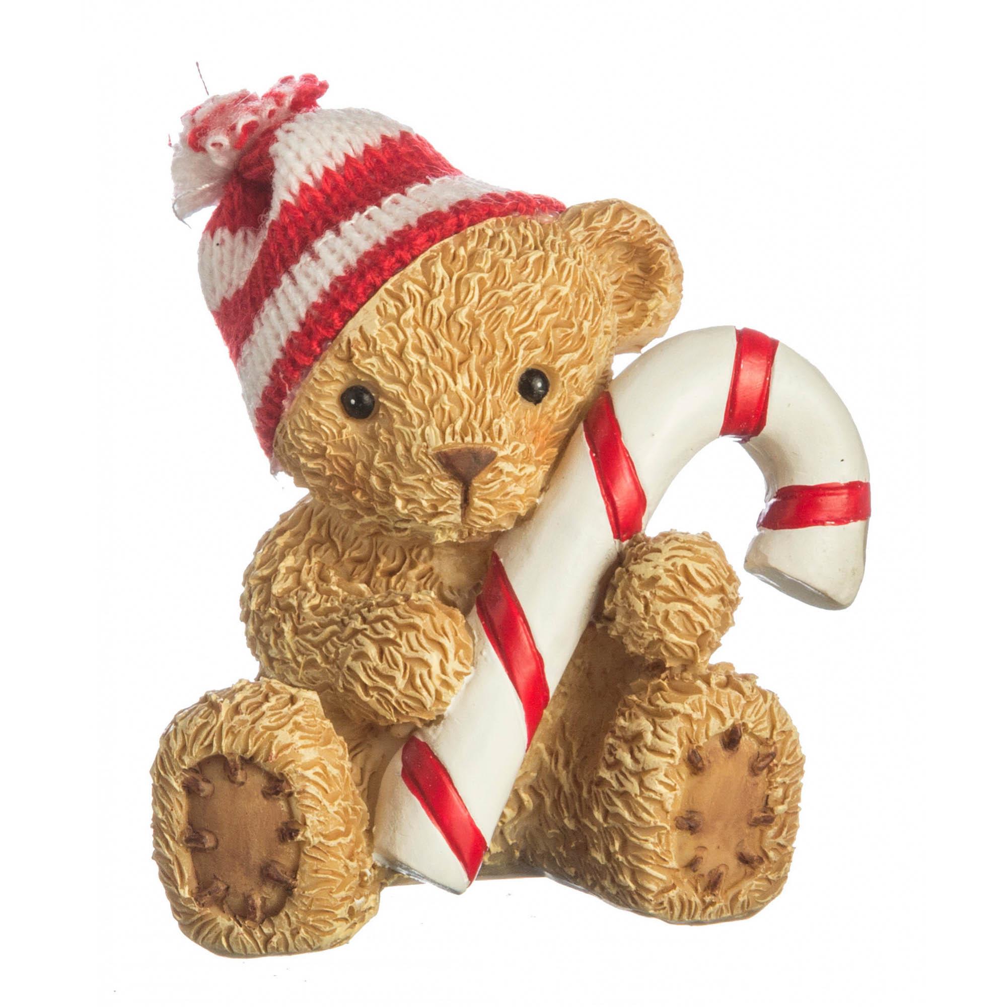 {} Lefard Интерьерная игрушка Медвежонок (5х8х9 см) lefard интерьерная игрушка jan 5х6х13 см