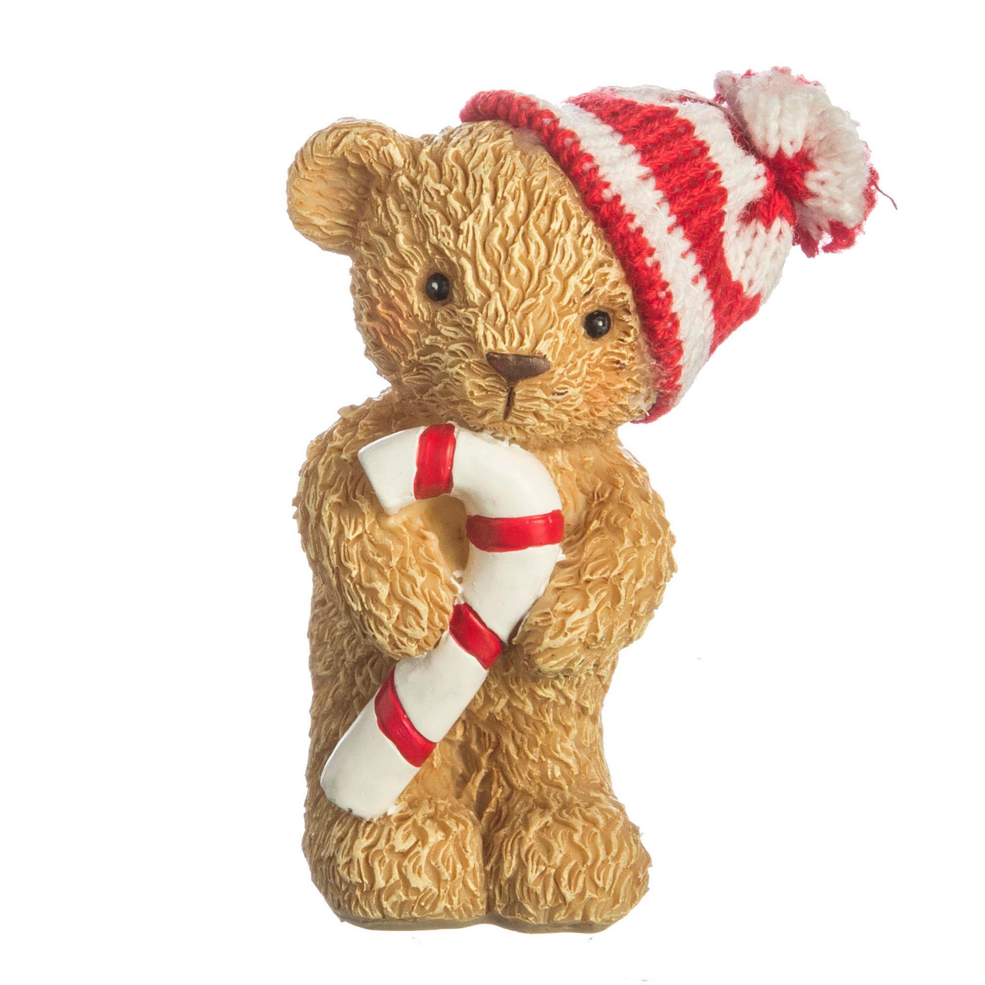 {} Lefard Интерьерная игрушка Медвежонок (4х5х7 см) lefard интерьерная игрушка jan 5х6х13 см