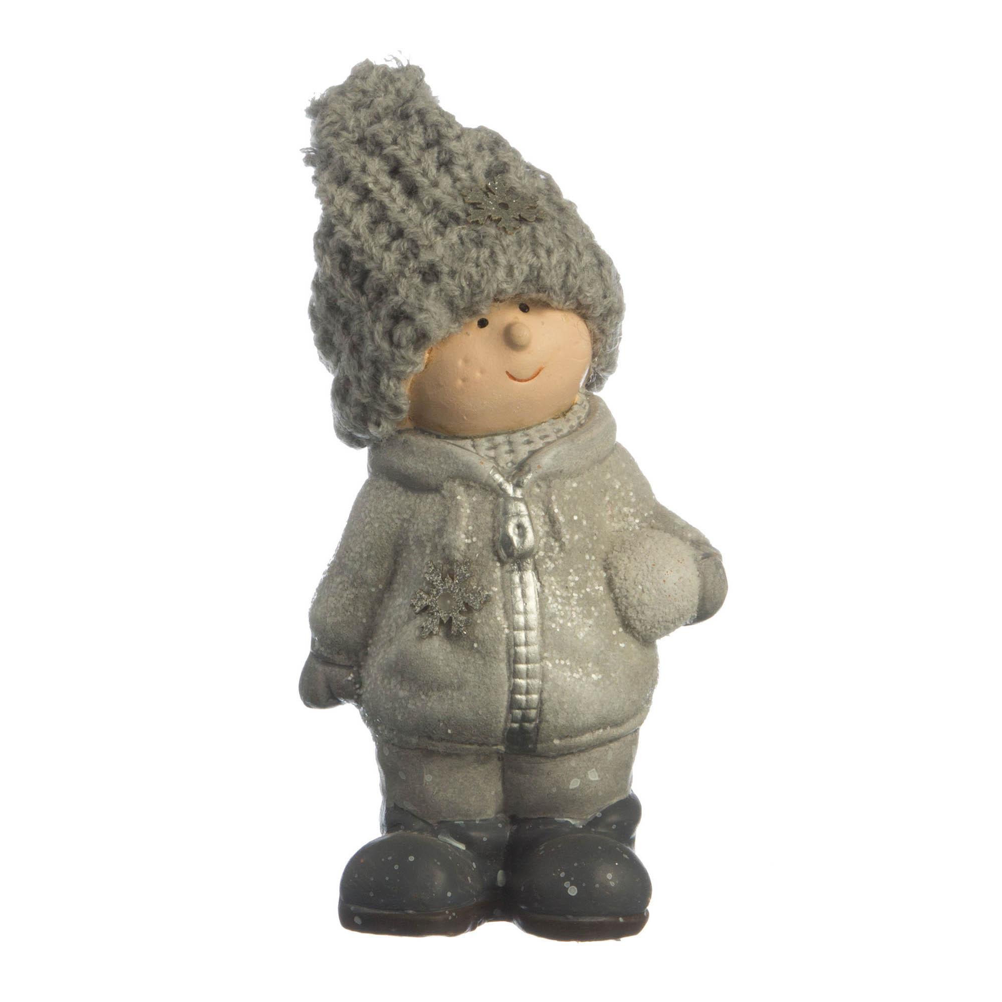 {} Lefard Интерьерная игрушка Мальчик (5х7х12 см) lefard интерьерная игрушка jan 5х6х13 см