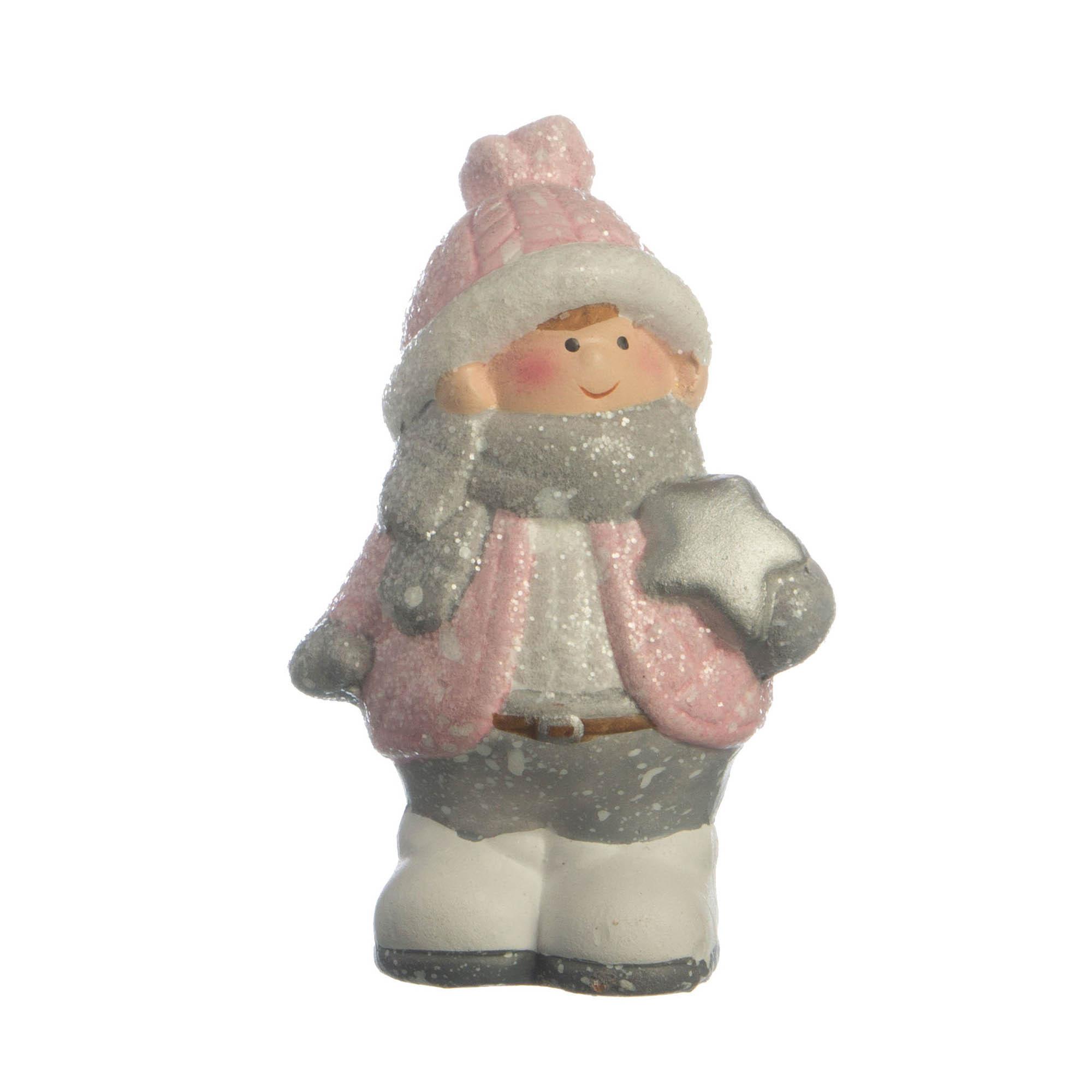 {} Lefard Интерьерная игрушка Мальчик (5х8х12 см) lefard интерьерная игрушка jan 5х6х13 см