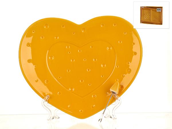 {} ENS GROUP Блюдо для сыра Чеддер (3х21х24 см) ens group подставка для яйца пасхальный петушок 6х7х9 см