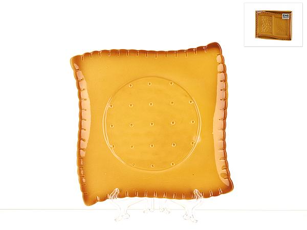 {} ENS GROUP Блюдо Песочное Печенье (3х19х19 см) жидкость atmose x gallet 60 мл 3 сахарное печенье