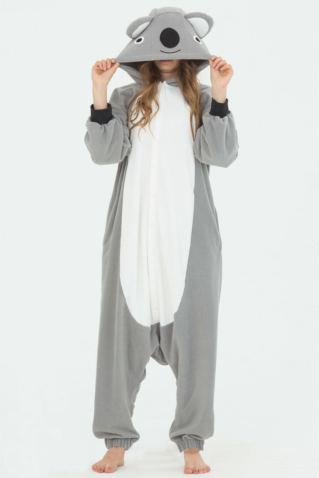 Детские пижамы Футужама Детская пижама-кигуруми Коала (3-4 года)