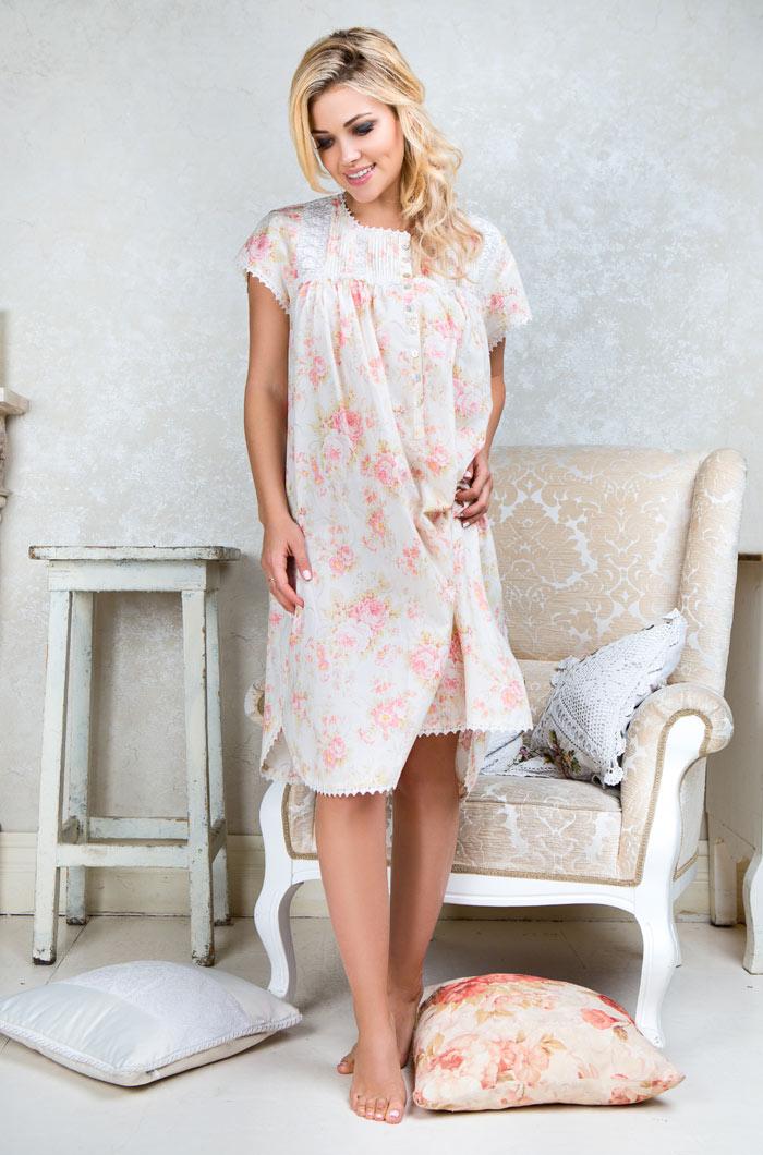 Ночные сорочки Mia-Mia Ночная сорочка Kameya (xL) домашние халаты mia mia домашний халат yesenia xl