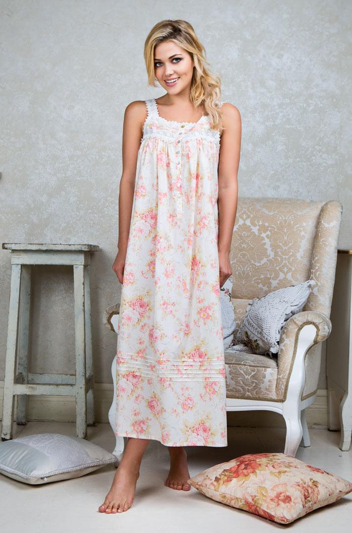 Ночные сорочки Mia-Mia Ночная сорочка Kameya (M) ночные сорочки mia mia ночная сорочка ladi in white m