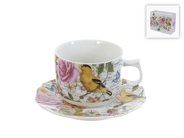 {} Best Home Porcelain Набор кружек Cleopatra (220 мл) набор кружек amber porcelain 220 мл 2 шт
