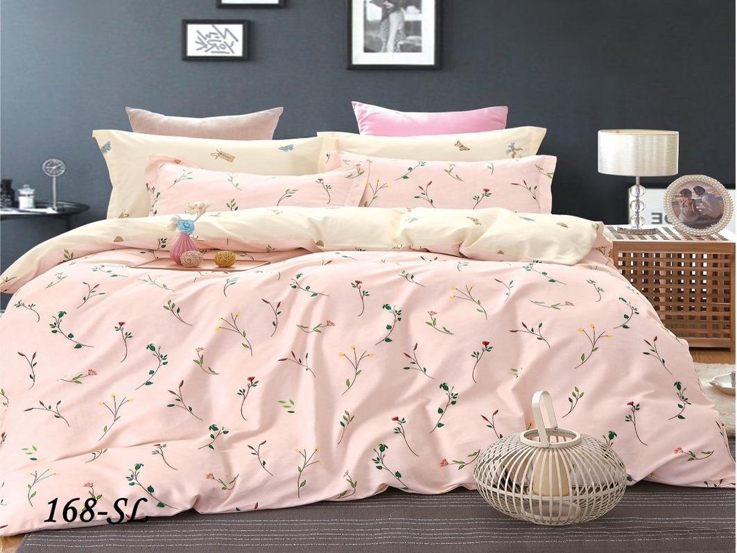 Постельное белье Cleo Постельное белье Roxy (2 сп. евро) постельное белье cleo постельное белье agde 2 сп евро