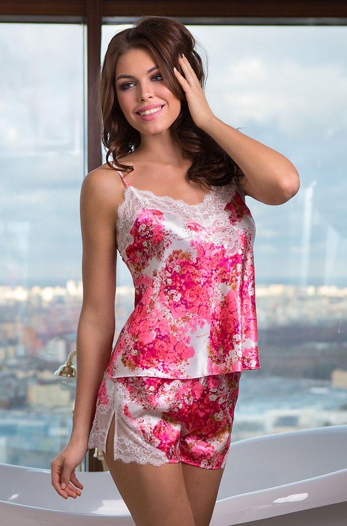 Пижамы Mia-Mia Пижама Rosalia (L) пижамы mia cara пижама paulina цвет сиреневый m l