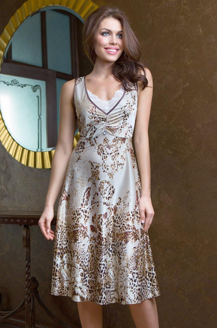 Ночные сорочки Mia-Mia Ночная сорочка Cleopatra (xxL) ночные сорочки mia mia ночная сорочка cleopatra m