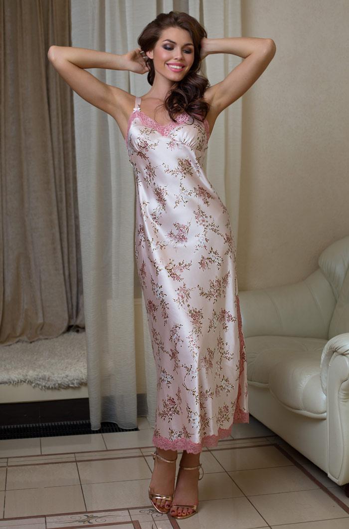 Ночные сорочки Mia-Mia Ночная сорочка Luisa (M) ночные сорочки mia mia ночная сорочка rosalia m