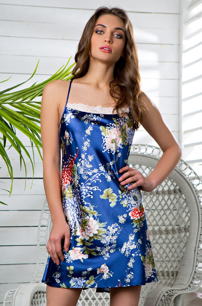 Ночные сорочки Mia-Mia Ночная сорочка Riana (xS) ночные сорочки мамин дом ночная сорочка harmony