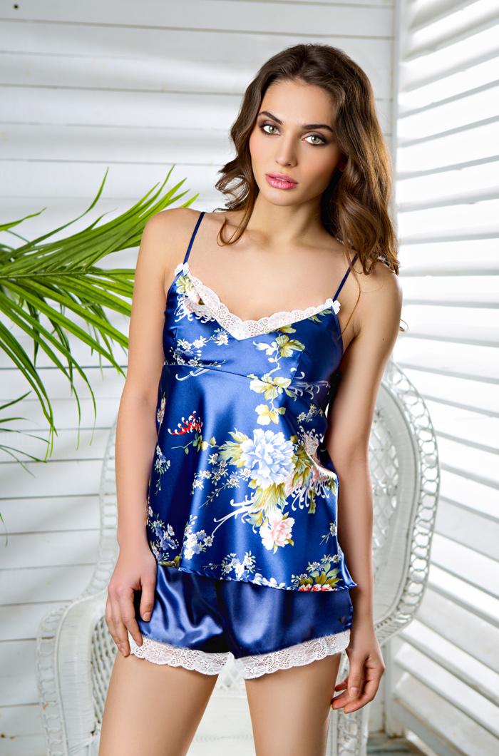 Пижамы Mia-Mia Пижама Riana (L) пижамы mia cara пижама paulina цвет сиреневый m l