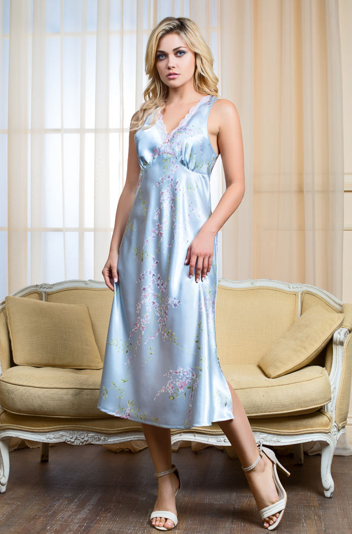 Ночные сорочки Mia-Mia Ночная сорочка Emily (xL) ночные сорочки mia mia ночная сорочка cleopatra xxl