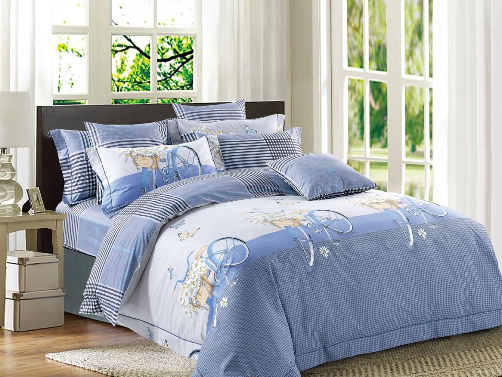 Постельное белье Asabella Постельное белье Simla  (2 сп. евро) постельное белье asabella постельное белье 1 5 спальное тенсел сатин