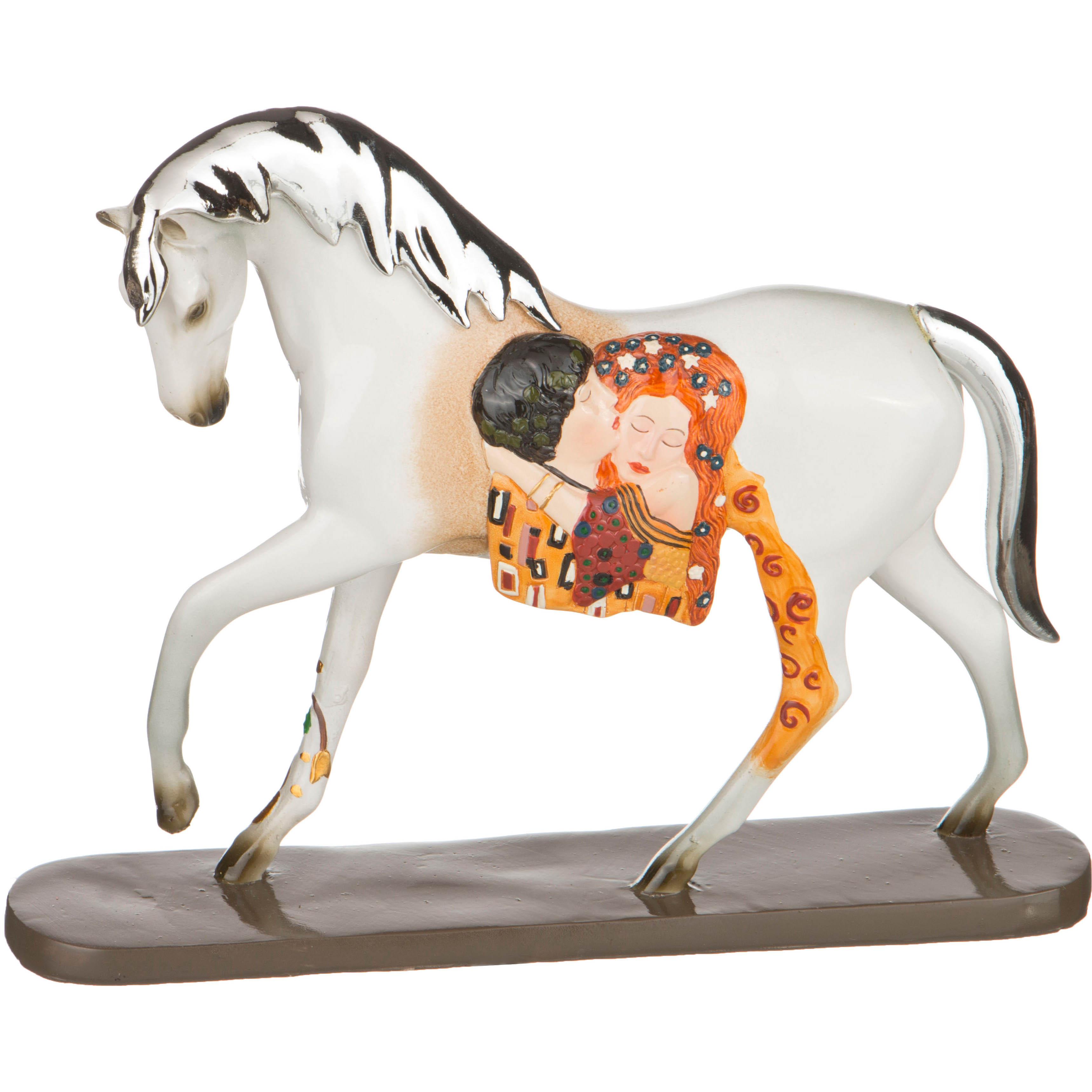 {} Lefard Фигурка Лошадь (5х18х22 см) фигурка из нефрита лошадь