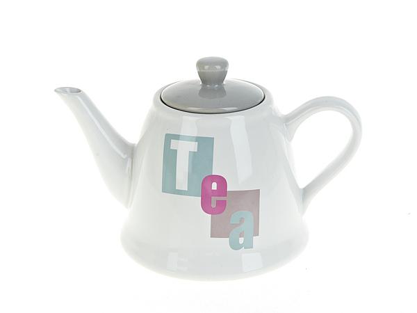 {} ENS GROUP Заварочный чайник Letters (15х15х23 см) чайник заварочный ens group чайная роза 1 л