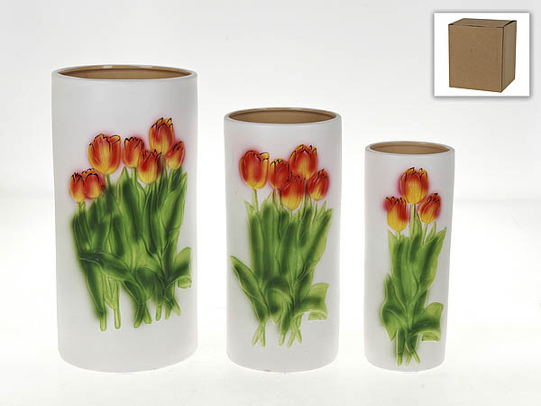 {} Gloria Garden Ваза Любимый Праздник (Набор) gloria garden ваза нежная орхидея набор