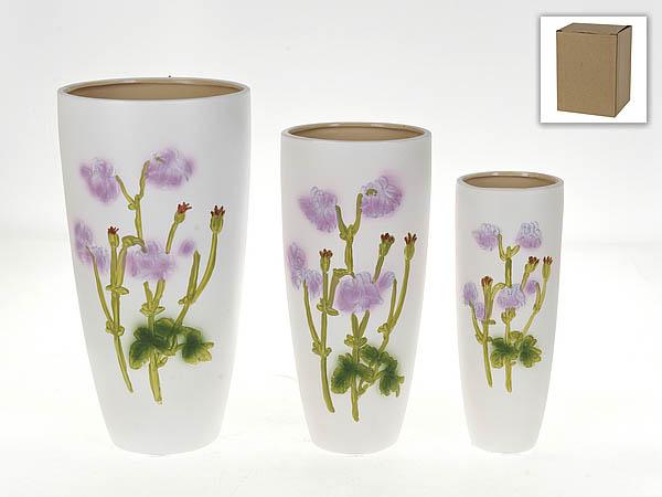 {} Gloria Garden Ваза Летний Садик (Набор) gloria garden ваза нежная орхидея набор