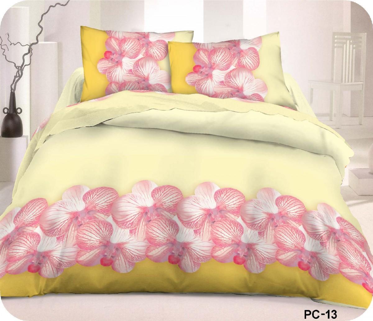 Постельное белье Valtery Постельное белье Sunflower  (2 сп. евро) постельное белье do n co постельное белье caprice 2 сп евро