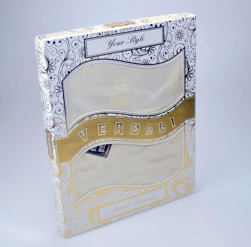 Скатерти и салфетки Verolli Скатерть Etamin Jumbo Цвет: Пудра (160х220 см) цены онлайн