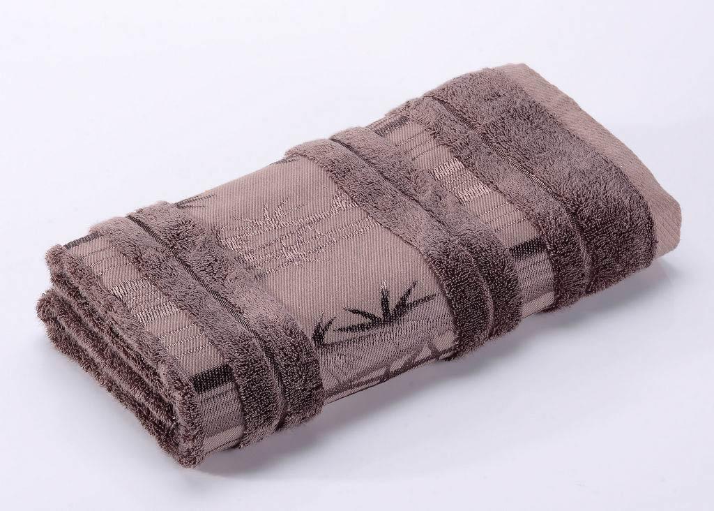 Полотенца Valtery Полотенце Bamboo CL Цвет: Коричневый (50х90 см) полотенца bamboo cl 2 полотенце банное 50x90 1200407