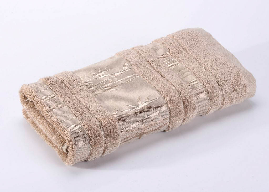 Полотенца Valtery Полотенце Bamboo CL Цвет: Светло-Коричневый (40х70 см) полотенца bamboo cl 2 полотенце банное 50x90 1200407