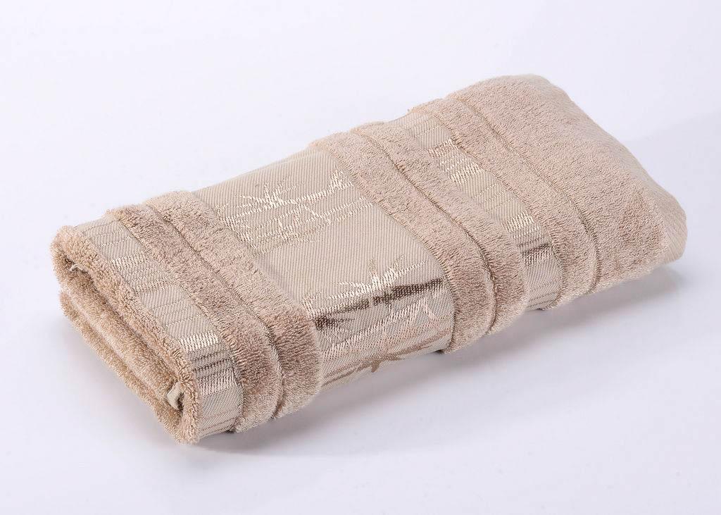 Полотенца Valtery Полотенце Bamboo CL Цвет: Светло-Коричневый (50х90 см) полотенца bamboo cl 2 полотенце банное 50x90 1200407