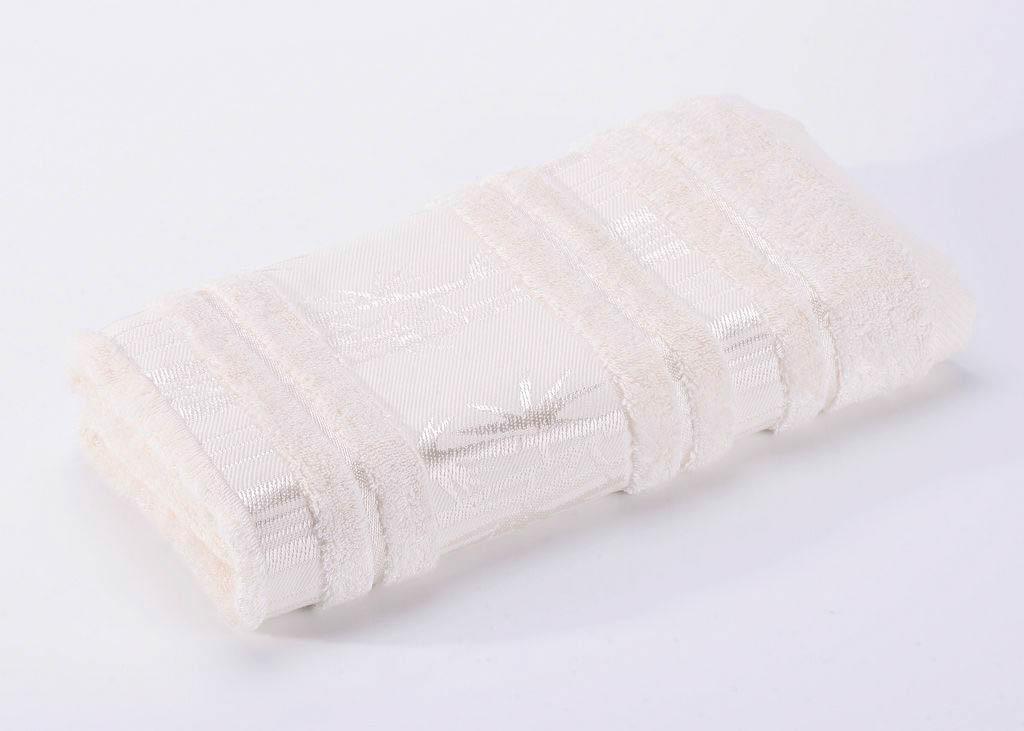 Полотенца Valtery Полотенце Bamboo CL Цвет: Кремовый (70х140 см)