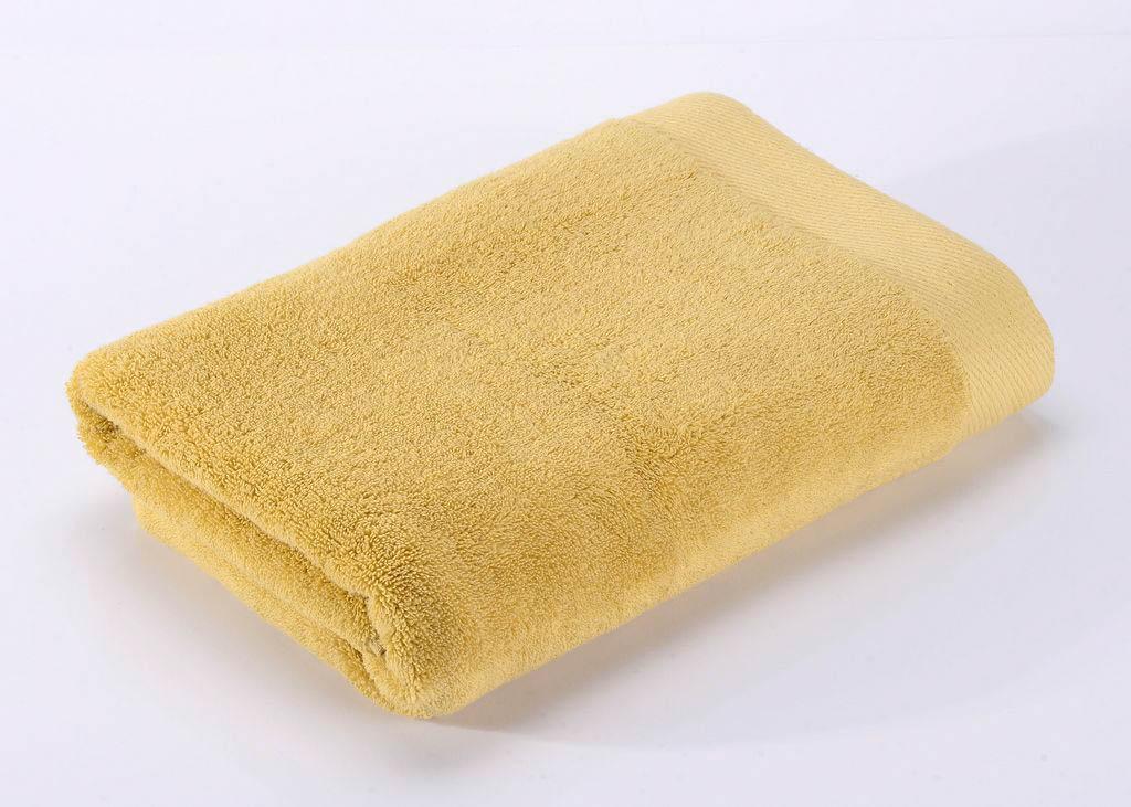 Полотенца Valtery Полотенце Seashells Цвет: Горчичный (40х70 см) every набор чехлов для дивана every цвет горчичный