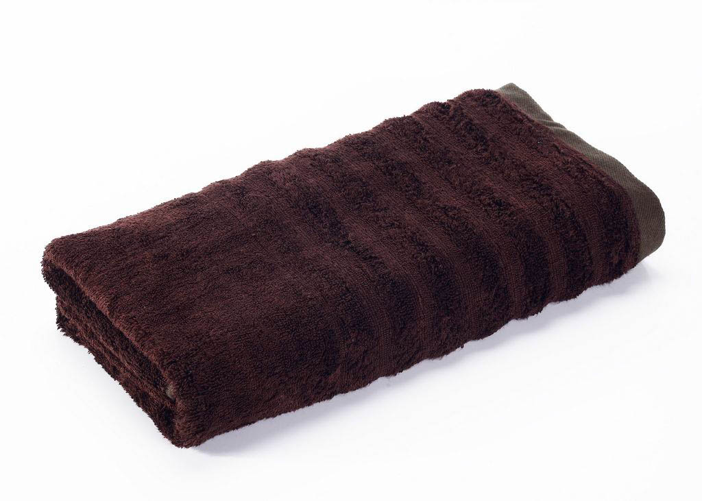 Полотенца Valtery Полотенце Wellness Цвет: Шоколадный (30х50 см)