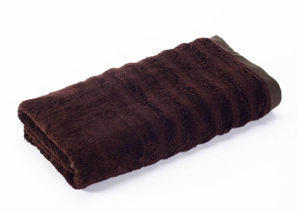 Полотенца Valtery Полотенце Wellness Цвет: Шоколадный (50х90 см)