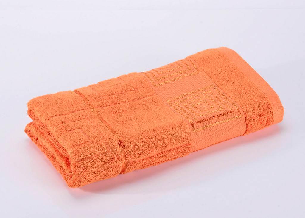 где купить Полотенца Valtery Полотенце Miranda Цвет: Кирпичный (40х70 см) по лучшей цене