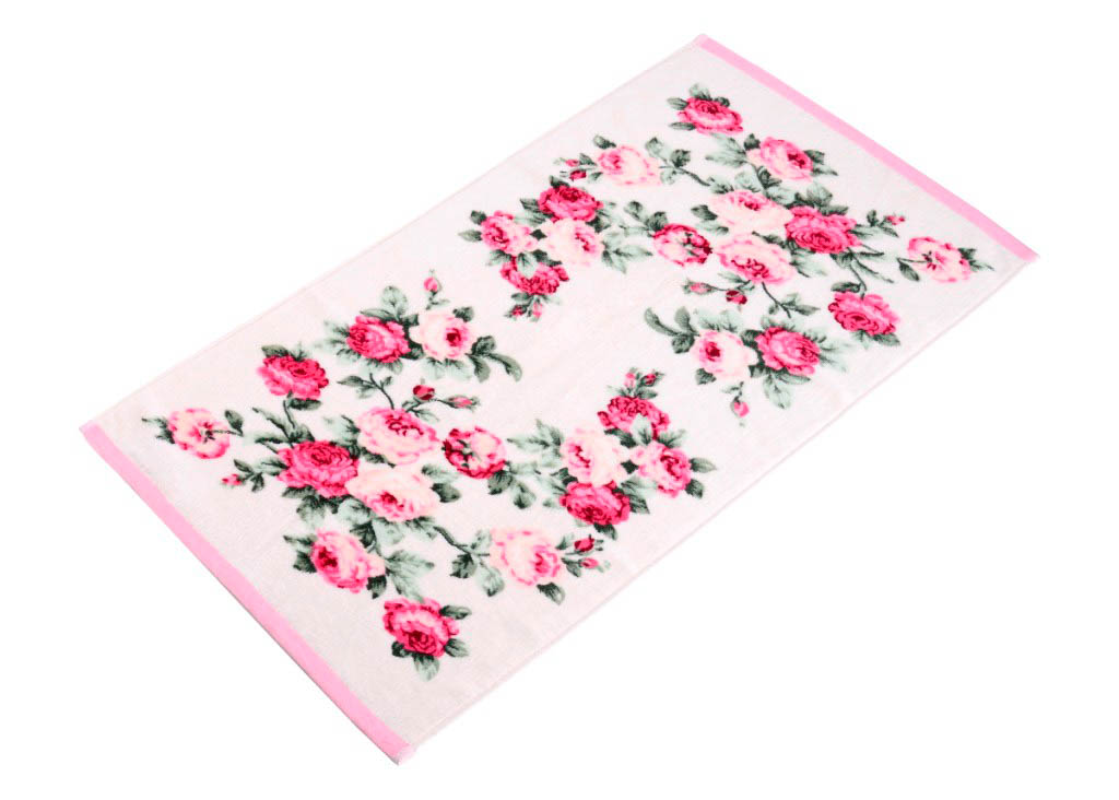 Полотенца Valtery Полотенце Rosy Цвет: Розовый (50х90 см) кеды rosy