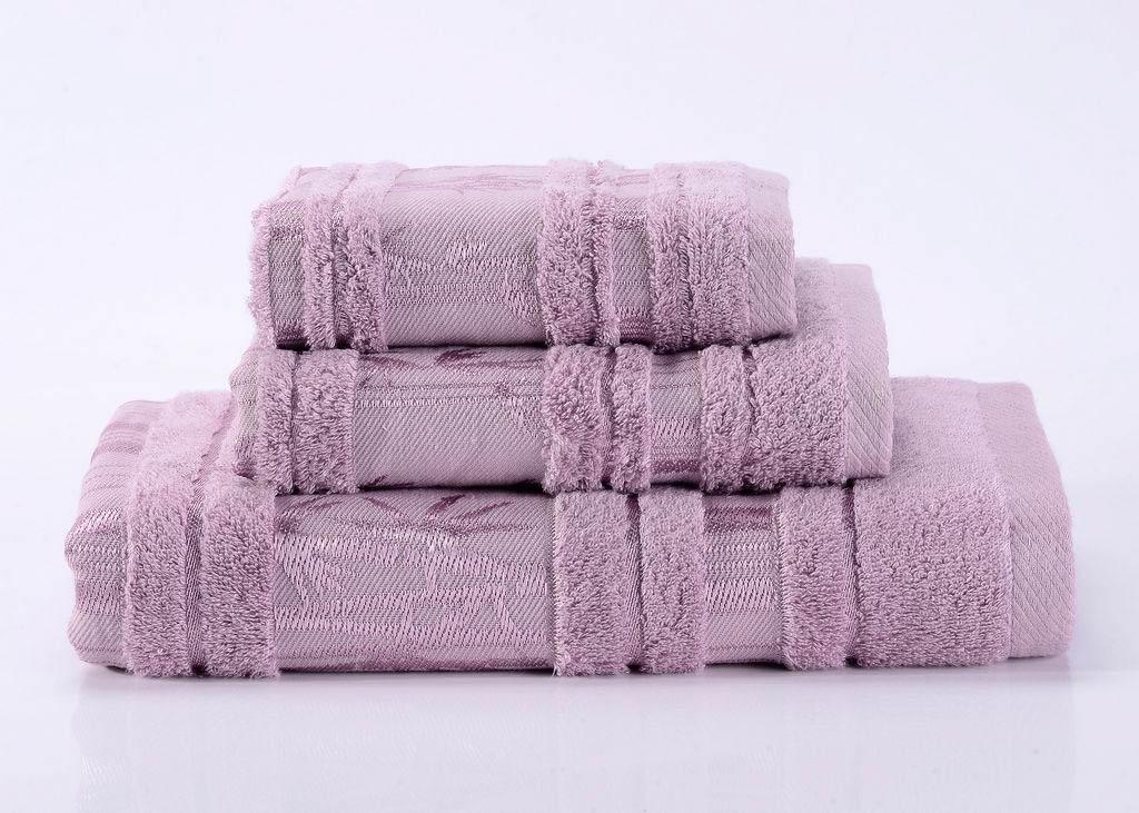 Полотенца Valtery Полотенце Bamboo CL Цвет: Сиреневый (50х90 см) полотенца bamboo cl 2 полотенце банное 50x90 1200407