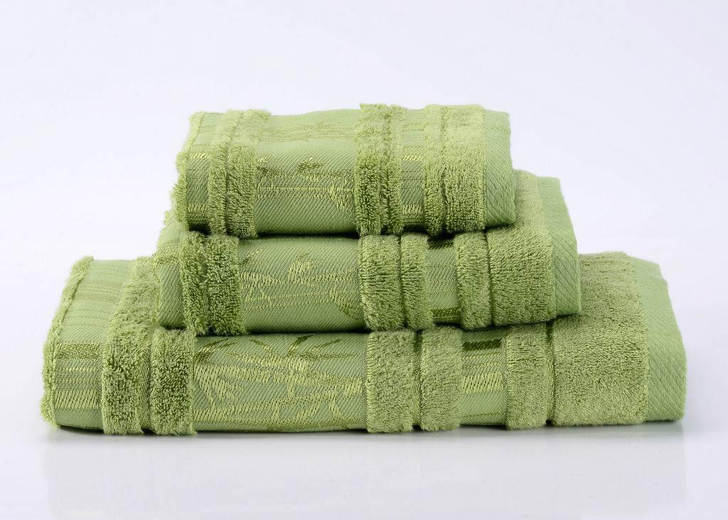 Полотенца Valtery Полотенце Bamboo CL Цвет: Болотный (50х90 см) полотенца bamboo cl 2 полотенце банное 50x90 1200407