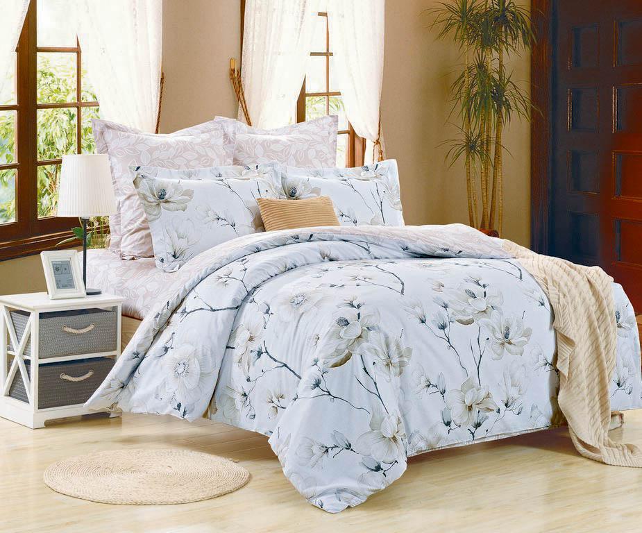 Постельное белье Valtery Постельное белье Leslie (семейное) постельное белье valtery постельное белье leslie 1 5 спал
