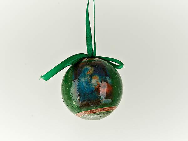 {} Monte Christmas Сувенир Рождество (7 см - 7 шт)