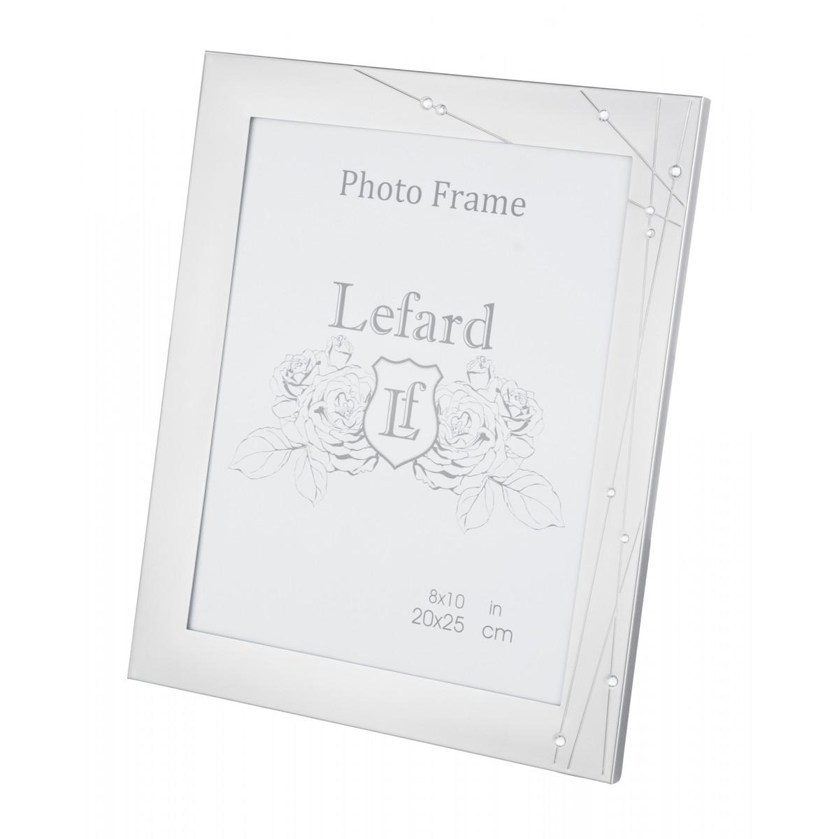 {} Lefard Фоторамка Harrie  (24х29 см) фоторамка пластик красно коричневый 30х40 см 1137305