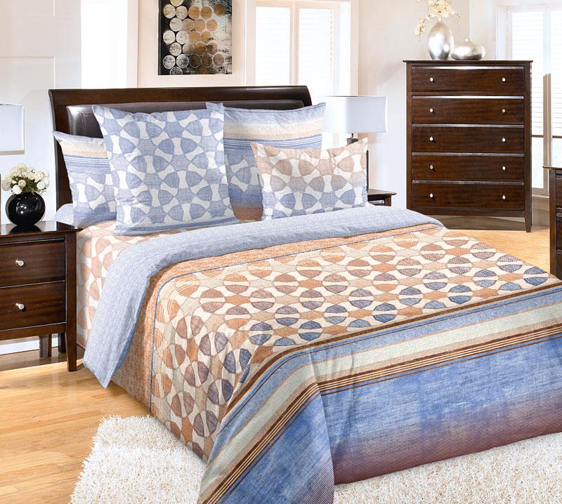 Постельное белье Примавера Постельное белье Индиго (2 сп. евро) постельное белье примавера постельное белье индиго 2 спал